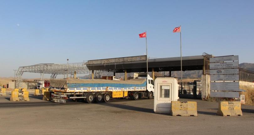 Die Türkei öffnet die Zolltore mit dem Iran und dem Irak wieder